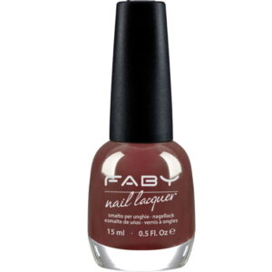 Faby The 3 Laws Of Nails Nl 15ml