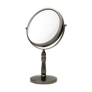 24245-D866GR – Graphite Vanity Mirror True Image X5 Mag